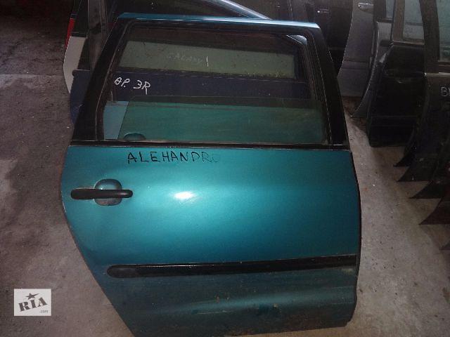 продам дверь задняя правая для Seat Alhambra, 1998 бу в Львове
