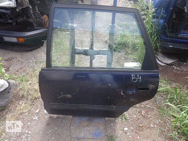 продам дверь задняя правая/левая для седана Volkswagen Passat B4 1994 бу в Львове