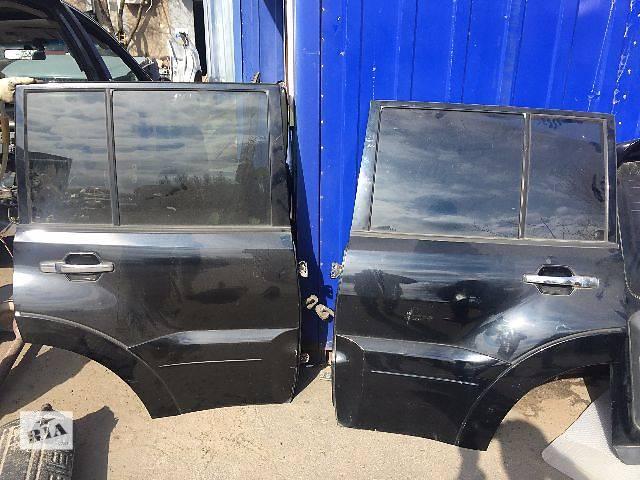 продам Дверь задняя правая, левая Mitsubishi Pajero Wagon 2009 бу в Одессе