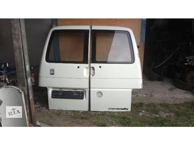 продам Дверь задняя для легкового авто Volkswagen T4 (Transporter) бу в Ровно
