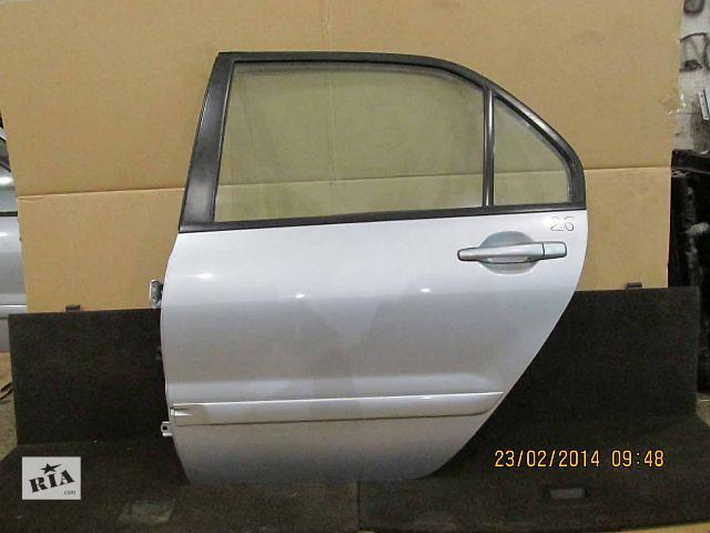 продам Дверь задняя левая для легкового авто Mitsubishi Lancer бу в Львове