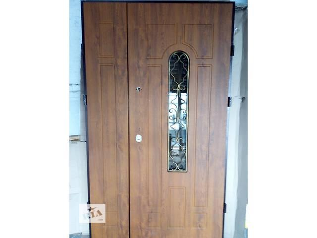 купить бу Двери Входные двери новый в Львове