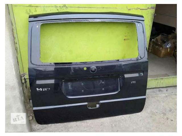 бу Двери/багажник и компоненты Дверь задняя Mercedes Vito в Ужгороде