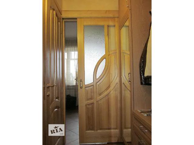 продам Двери деревянные, столы, кухни, окна от производителя. бу в Чернигове