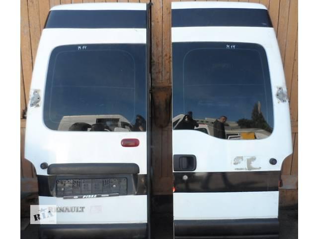 продам Двери задние(розпашная) для Рено Renault Мастер Master Опель Opel Мовано Movano бу в Ровно
