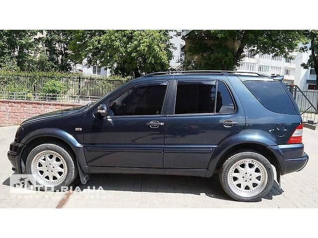 купить бу Двери/багажник и компоненты Дверь передняя Легковой Mercedes ML-Class 2001 передняя левая в Харькове