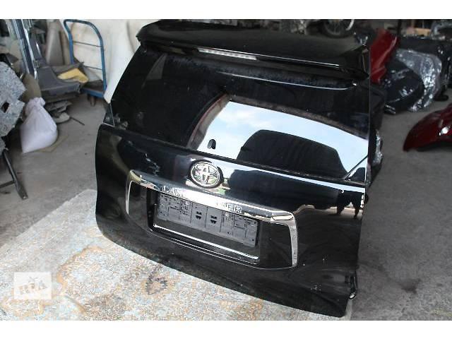 продам Двери/багажник и компоненты Крышка багажника Легковой Toyota Land Cruiser Prado 150 2013 бу в Ивано-Франковске