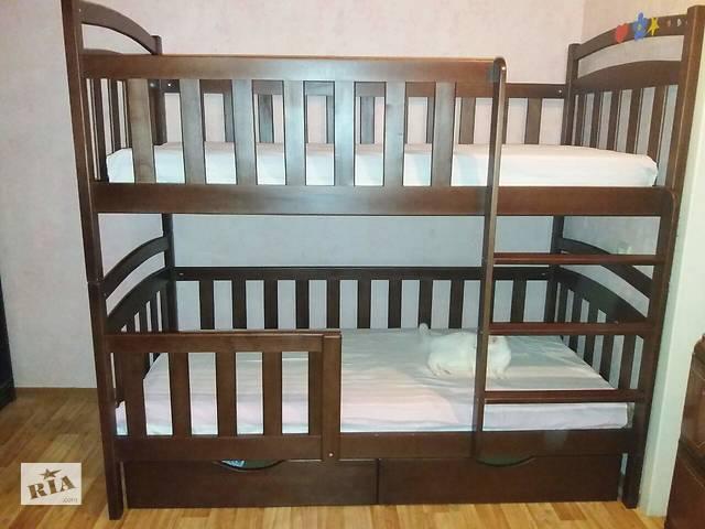 Двухъярусная детская кровать Карина-Люкс!- объявление о продаже  в Киеве