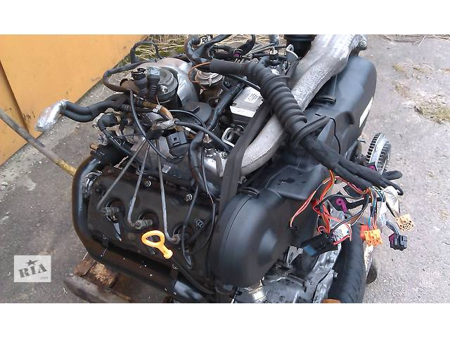 бу  Двигатель 2.5 TDI 114 кВт AYM для легкового авто Audi A6 в Костополе