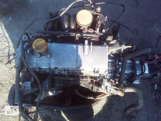 купить бу Двигатель Dacia Logan Reno Clio -K7M (Дачия,Логан Рено Клио) 1,6 8v в Купянске