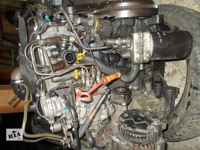 купить бу Двигатель для хэтчбека Volkswagen Golf IIІ в Тлумаче