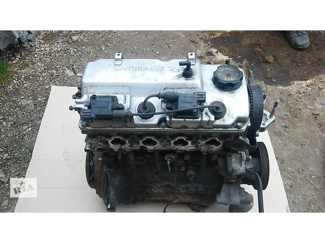 купить бу  Двигатель для легкового авто Mitsubishi Space Star 1.6-16v в Тернополе