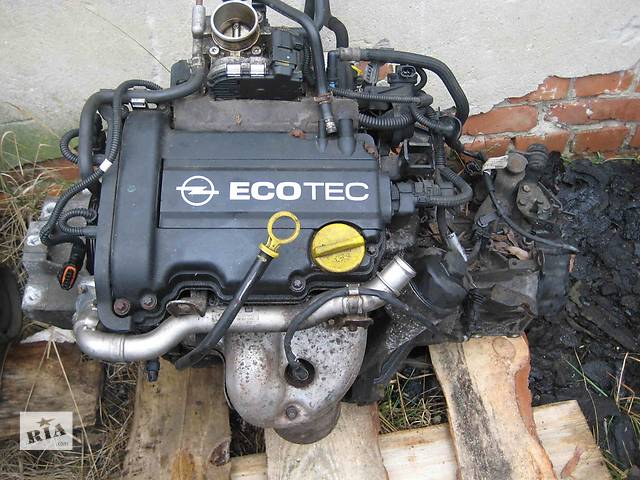 бу  Двигатель для легкового авто Opel Corsa в Львове