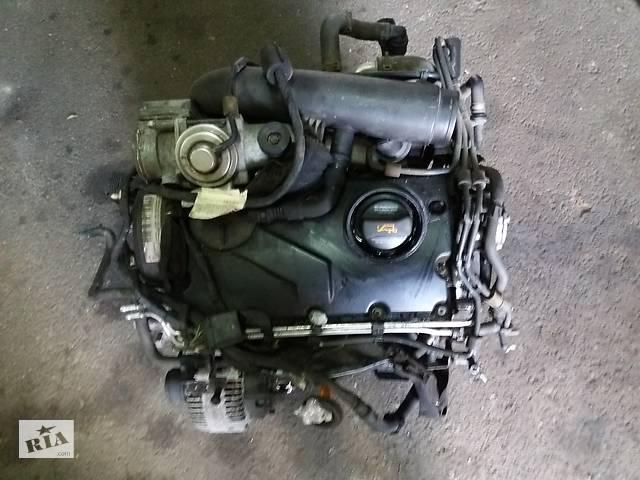 бу Двигун для Volkswagen Passat B6 Caddy Golf V Jetta III Touran Skoda Octavia Seat Toledo Leon1.9 TDI BKC, BLS, BXE в Луцьку