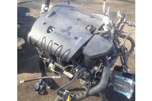 Двигатель Митцубиси Lancer X. Дефект. Разборка