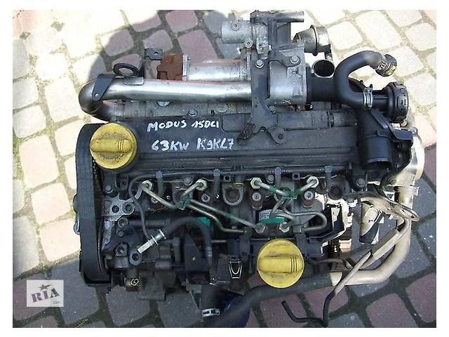 продам Двигатель Renault Megane 1.5 DCI бу в Ужгороде