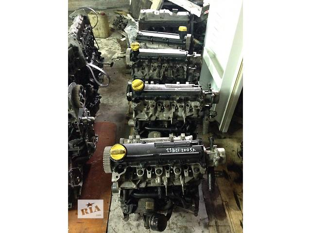 Двигатель Renault Scenic 1.5 dci 1.9 dci- объявление о продаже  в Ковеле