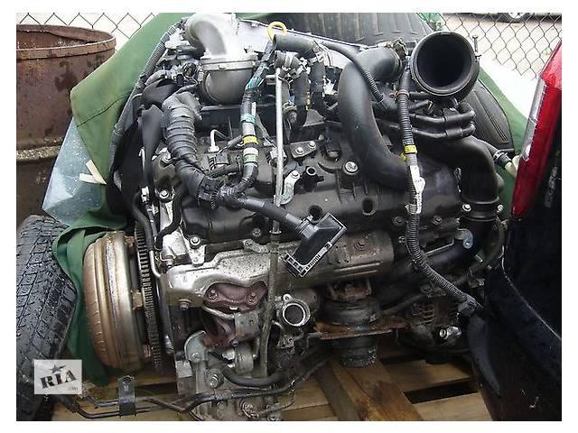 бу Двигатель Toyota Land Cruiser 4.5 TD в Ужгороде
