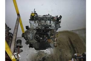 Двигатели Renault Trafic