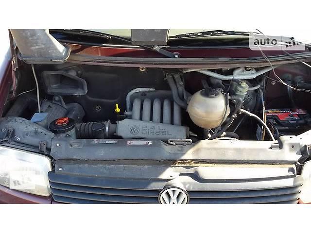 бу Двигатель Volkswagen Caravella 2.4 Фольсваген Т 4 (Транспортер, Каравелла) в Ровно