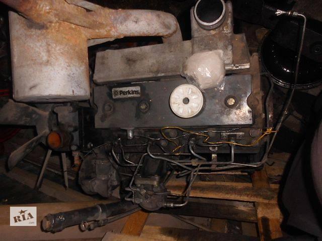 бу Двигатель JCB 1997 Спецтехника  в Черновцах