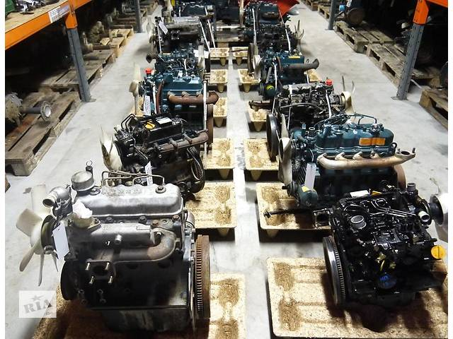 бу Двигателя для мини тракторов  Kubota ,Yanmar ,Iseki в Одессе