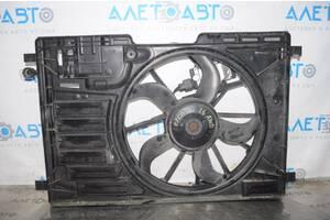 Диффузор кожух радиатора в сборе Ford Escape MK3 13-16 дорест 1.6T 2.5 CV6Z-8C607-Q разборка Алето Авто запчасти Форд И