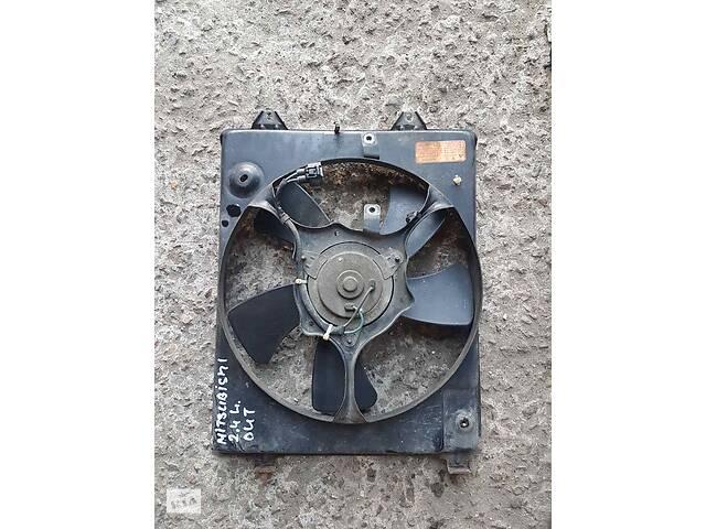 продам Диффузор радиатора кондиционера для Mitsubishi Outlander 03-09 бу в Черкассах