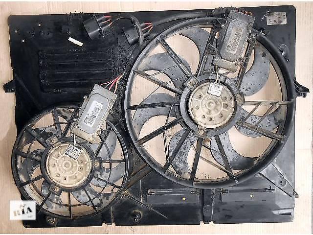 Диффузор с вентиляторами Volkswagen Touareg фольксваген вольксваген туарег 7L0121203F- объявление о продаже  в Ровно