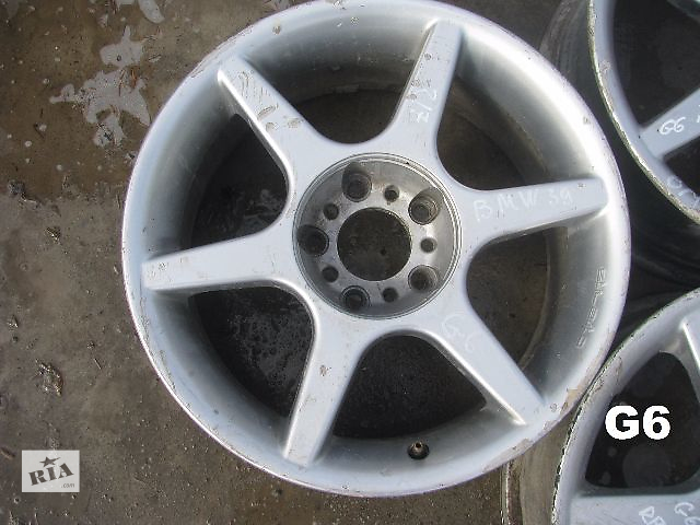 продам диск литой для BMW 5 Series Е39 1997 R17 бу в Львове