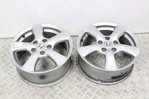 Диск колесный 1шт. R-16 Honda Civic 4D (FD) 2006-2011  (11102)