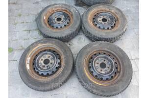 Диск колесный R14 4*114,3 с резиной 175 75 R 14 Nissan Primera P0 P11 Mazda 626 GC