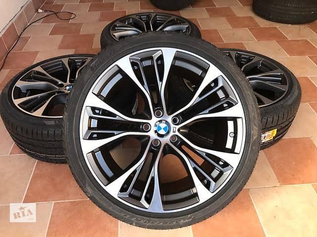 купить бу  диск с шиной для BMW X5 PERFORMANCE 599M в Ужгороде