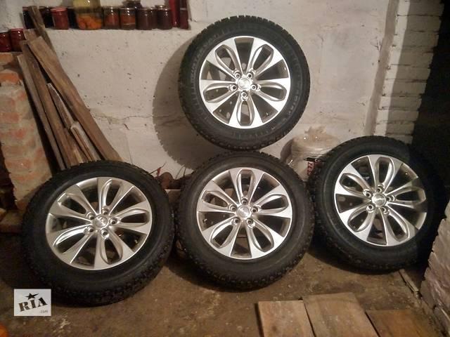 купить бу  диск с шиной для кроссовера Mazda CX-9 в Кропивницком (Кировоград)