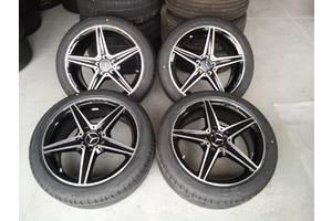 Новые диски с шинами Mercedes C-Class