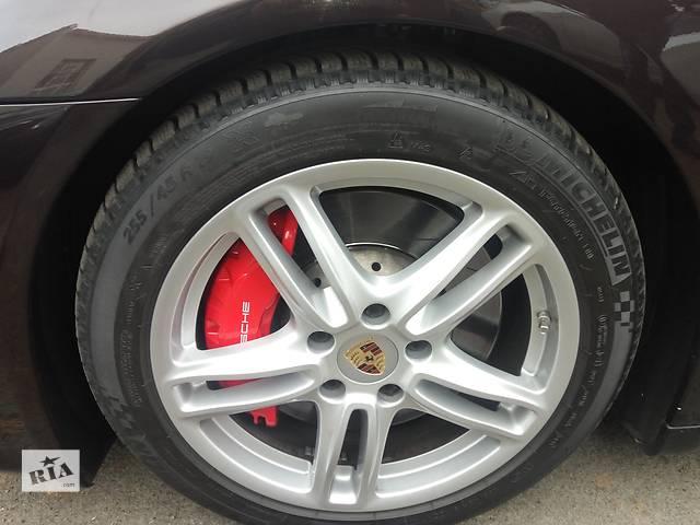 бу диск с шиной для легкового авто Porsche Panamera в Киеве