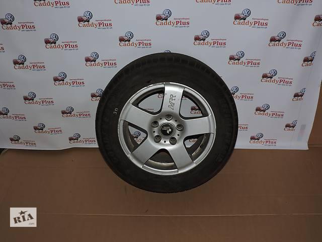 бу Диск с шиной для легкового авто Volkswagen Caddy в Костополе