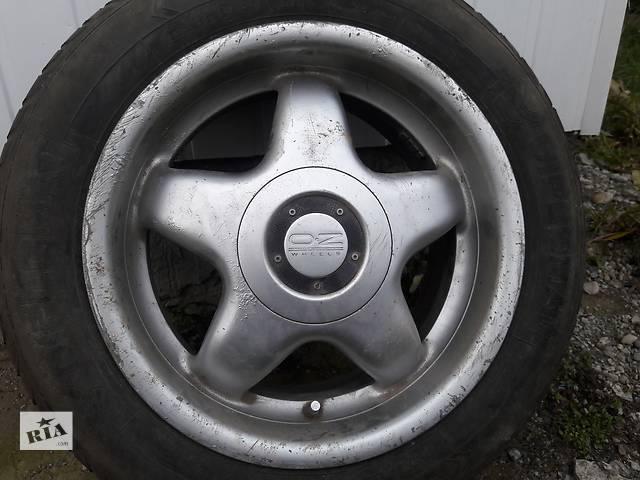 продам  Диск с шиной для легкового авто Volkswagen бу в Ивано-Франковске