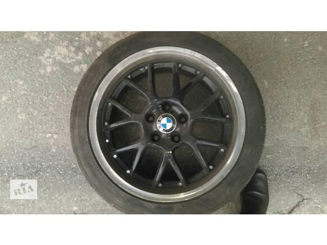 продам Диск с шиной для седана BMW 520 бу в Киеве
