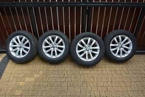 диски с шинами Volkswagen Eos