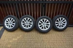 диски с шинами Volkswagen Golf VI