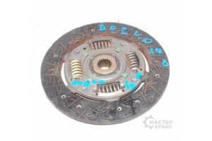 б/в диски зчеплення Fiat Doblo