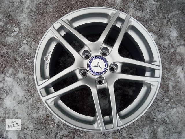 Диск литой R16 5x112 Mercedes Vito W204 W230 W212 W163- объявление о продаже  в Владимир-Волынском