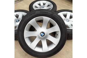 Диски BMW org. + шини R18 5x120 8j et24 F01 F10 E90 X1 Chevrolet Camaro