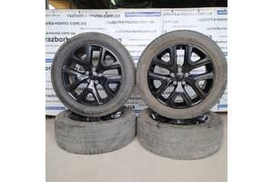 Диски Jeep Compass, Renegade, Cherokee Fiat 500X R18 5x110 комплект титановых дисков