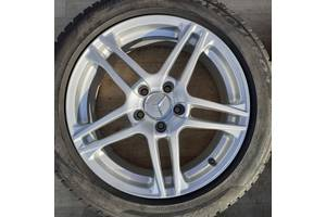 Диски Mercedes R16 5x112 7,5j ET45 W211 W210 Vito W124 Мерседес Р17 VW Passat Golf Caddy T4 Sharan T-Roc Touran Jetta