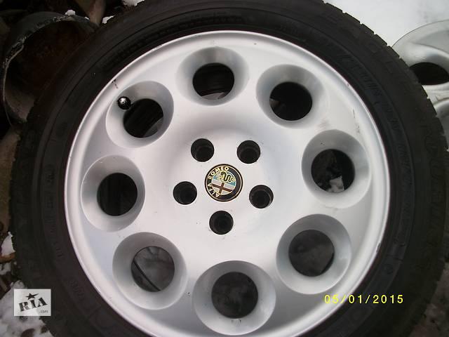 купить бу  Диски R 16-17 для легкового авто Alfa Romeo 166 в Ужгороде