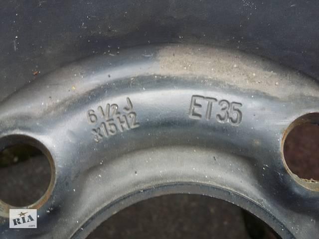 бу Диски R15 4×100 Opel  в Бродах (Львовской обл.)