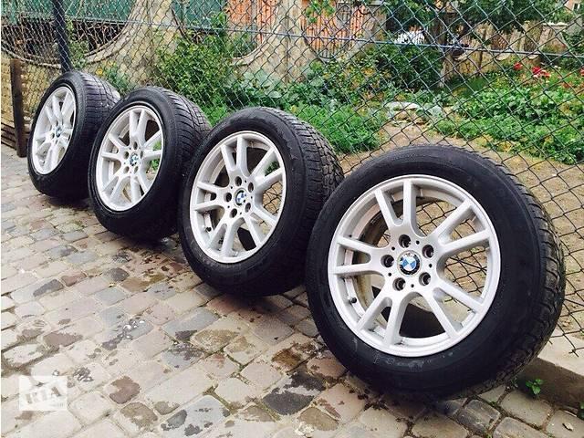 продам Диски R17 5x120 BBS 215/60 Bridgestone бу в Львове