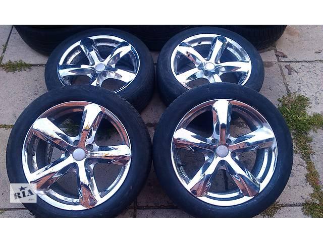 купить бу Диски с шиной для легкового авто Mercedes в Полтаве